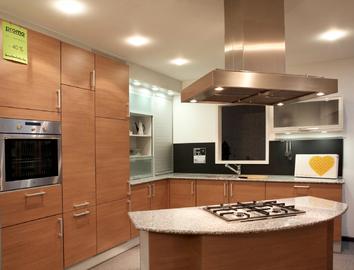 Keuken Como ligno bronzé