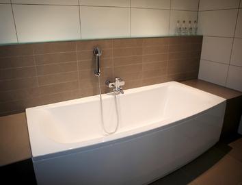 Een mooi bad