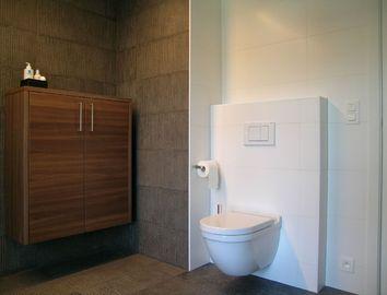 Interieur Janssens - Badkamers